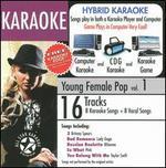Karaoke: Young Female Pop, Vol. 1