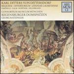 Karl Ditters von Dittersdorf: Requiem; Offertorium; Litaniae Lauretanae
