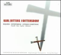 Karl Ditters Von Dittersdorf - Hanna Farinelli (soprano); Heiner Hopfner (tenor); Nikolaus Hillebrand (bass); Regensburger Domspatzen (choir, chorus);...