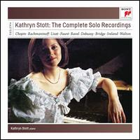 Kathryn Stott: The Complete Solo Recordings -