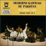 Kawwali Musicians from Pakistan - The Sabri Brothers