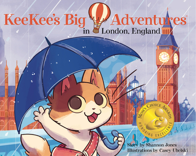 Keekee's Big Adventures in London, England - Jones, Shannon