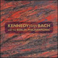 Kennedy plays Bach - Albrecht Mayer (oboe); Daniel Stabrawa (violin); Nigel Kennedy (violin); Berlin Philharmonic Orchestra