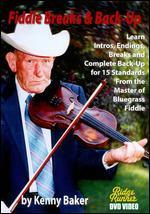 Kenny Baker: Fiddle Breaks & Back-Up