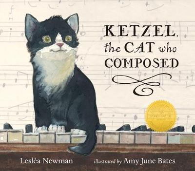 Ketzel, the Cat who Composed - Newman Leslea, and June Bates Amy