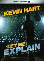 Kevin Hart: Let Me Explain [Includes Digital Copy]
