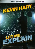 Kevin Hart: Let Me Explain [Includes Digital Copy] - Leslie Small; Tim Story