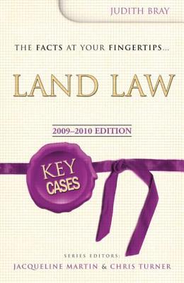 Key Cases Land Law - Bray, Judith