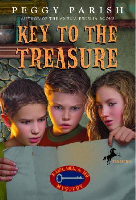 Key to the Treasure - Parish, Peggy