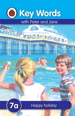Key Words with Peter and Jane #7 Happy Holiday Series a - Ladybird