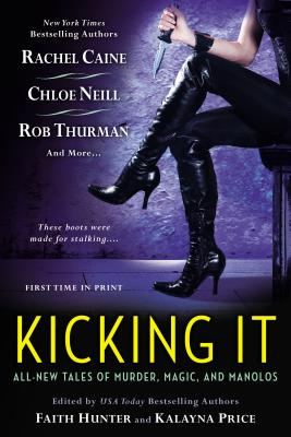 Kicking It - Hunter, Faith, and Price, Kalayna