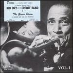 Kid Ory at the Green Room, Vol. 1