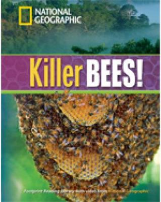 Killer Bees!: Footprint Reading Library 1300 - Geographic, National, and Waring, Rob