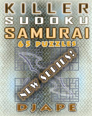 Killer Sudoku Samurai: 65 Puzzles - Djape