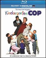 Kindergarten Cop [Includes Digital Copy] [UltraViolet] [Blu-ray]