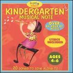 Kindergarten Musical Note