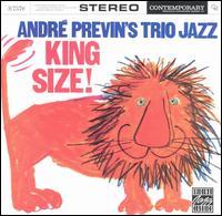King Size! - Andre Previn's Trio Jazz