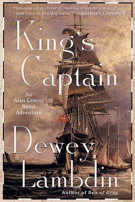 King's Captain: An Alan Lewrie Naval Adventure - Lambdin, Dewey