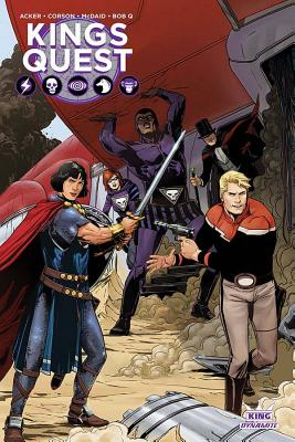 Kings Quest - Acker, Ben, and Corson, Heath, and McDaid, Dan