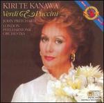 Kiri Te Kanawa Sings Verdi & Puccini - Kiri Te Kanawa