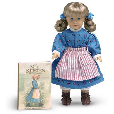 Kirsten Mini Doll -