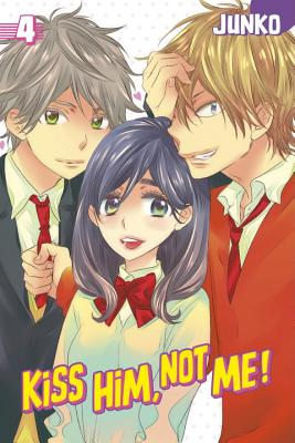 Kiss Him, Not Me, Volume 4 - Junko