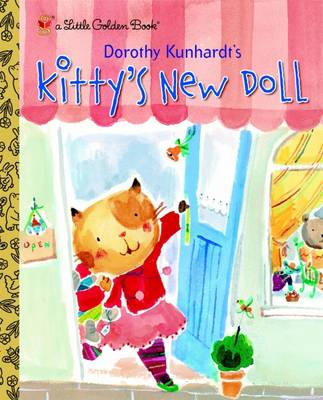 Kitty's New Doll - Kunhardt, Dorothy