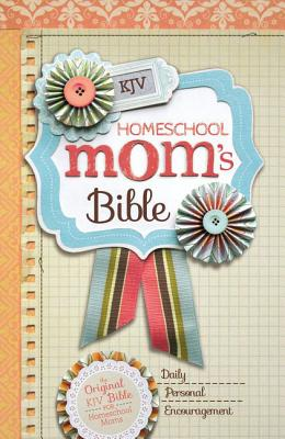 KJV, Homeschool Mom's Bible, Hardcover - Zondervan Publishing