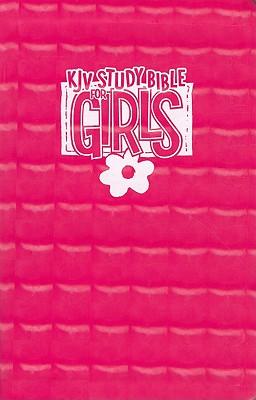 KJV Study Bible for Girls -