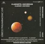 Klarinette, Universum