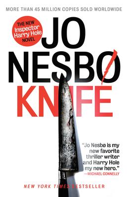Knife: A New Harry Hole Novel - Nesbo, Jo