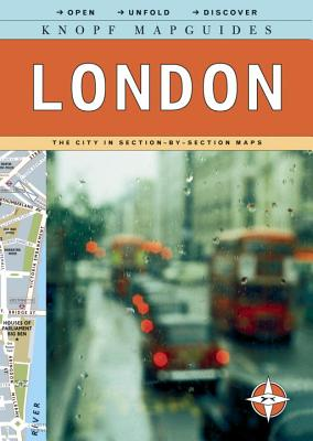 Knopf Mapguide London - Knopf Guides