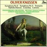 Knussen: Cantata Op15; Symphony No3