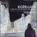 Ko?eluch: Complete Keyboard Sonatas, Vol. 5