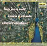 Kodály: Háry János Suite; Dances of Galálanta; Peacock Variations