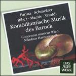 Kom�diantische Musik des Barock