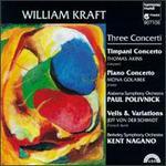 Kraft: Three Concerti