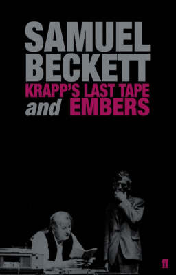 Krapp'S Last Tape - Beckett, Samuel