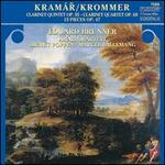 Krommer: Clarinet Quintet; Clarinet Quartet; 13 Pieces, Op. 47