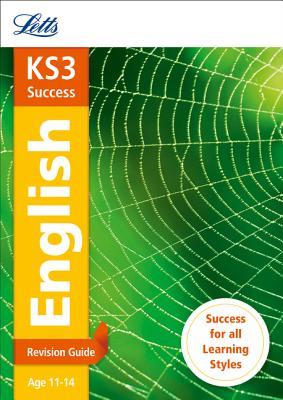 KS3 English Revision Guide - Letts KS3
