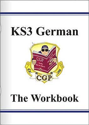 KS3 German Workbook with Answers - CGP Books (Editor)