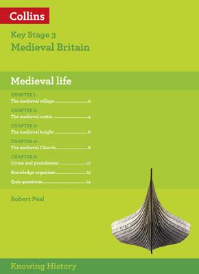 KS3 History Medieval Life - Peal, Robert