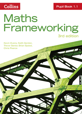 KS3 Maths Pupil Book 1.1 - Evans, Kevin, and Gordon, Keith, and Senior, Trevor