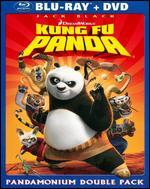 Kung Fu Panda [2 Discs] [Blu-Ray/DVD] - John Stevenson; Mark Osborne