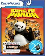 Kung Fu Panda [Blu-ray/DVD] [Movie Money]