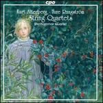 Kurt Atterberg, Ture Rangström: String Quartets