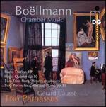 L�on Bo�llmann: Chamber Music