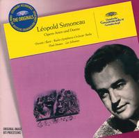 Léopold Simoneau: Opera Arias & Duets - Léopold Simoneau (tenor); Pierrette Alarie (soprano); Berlin Radio Symphony Orchestra