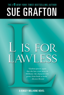 """l"" Is for Lawless: A Kinsey Millhone Novel - Grafton, Sue"