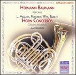 L. Mozart, Pokorny, Witt, Rosetti: Horn Concertos